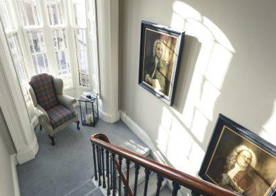 No. 25 Fitzwilliam Place | Stairway