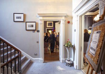 No. 25 Fitzwilliam Place | Corporate Event set-up