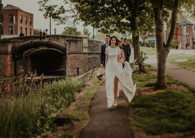 No. 25 Fitzwilliam Place | Lynda and Aaron Wedding, Grand Canal