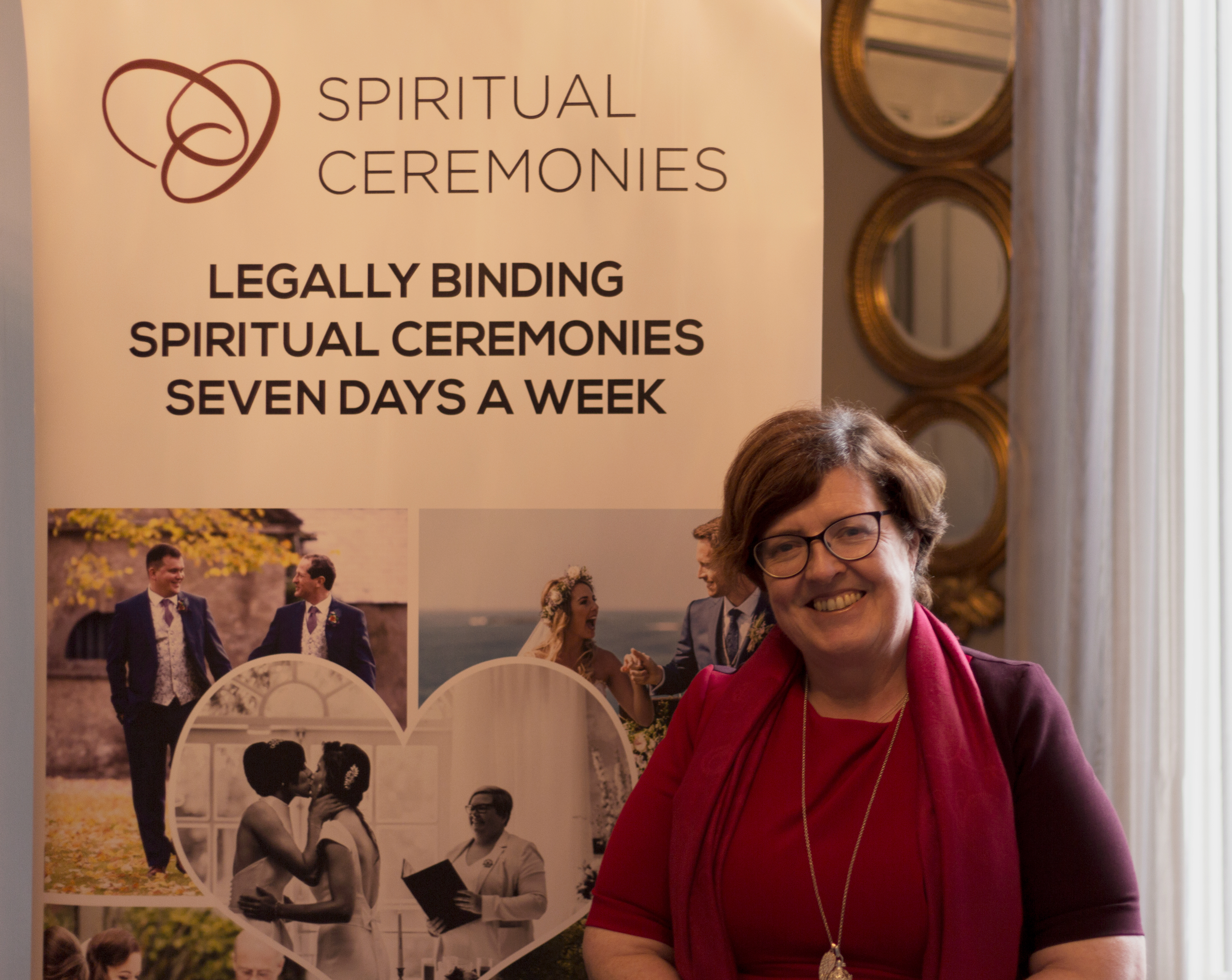 Berenice, Spiritual Ceremonies, No. 25 Autumn Open Evening, No 25 Fitzwilliam Place, weddings at No. 25 Fitzwilliam Place, Dublin Weddings. City Centre weddings