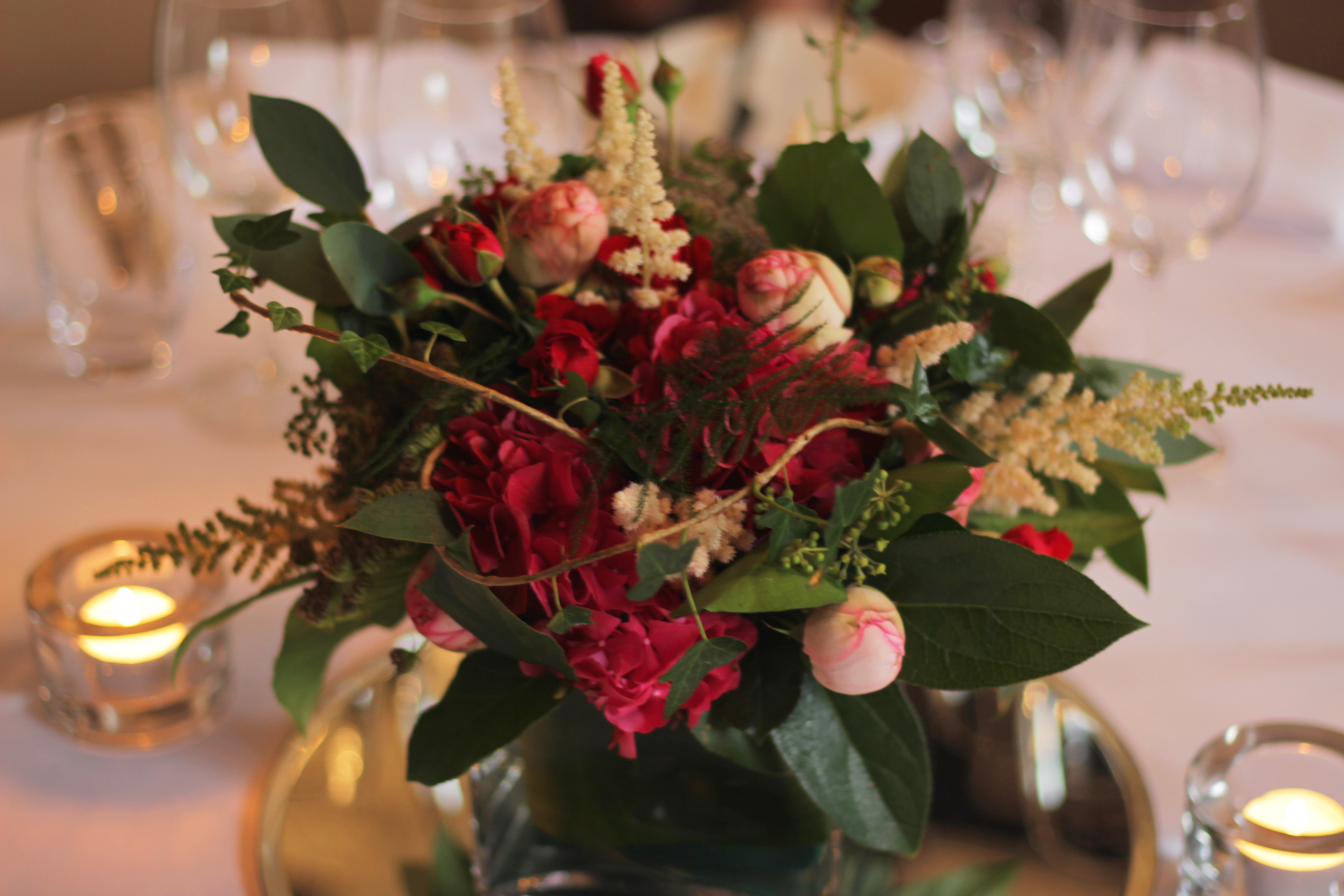 Blooming Amazing, table arrangement 1, No. 25 Autumn Wedding Open Evening, No. 25 Autumn Wedding Open Evening, No 25 Fitzwilliam Place, weddings at No. 25 Fitzwilliam Place, Dublin Weddings. City Centre weddings