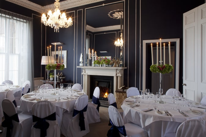 event planning tips, No. 25 Fitzwiliam Place, private dining events