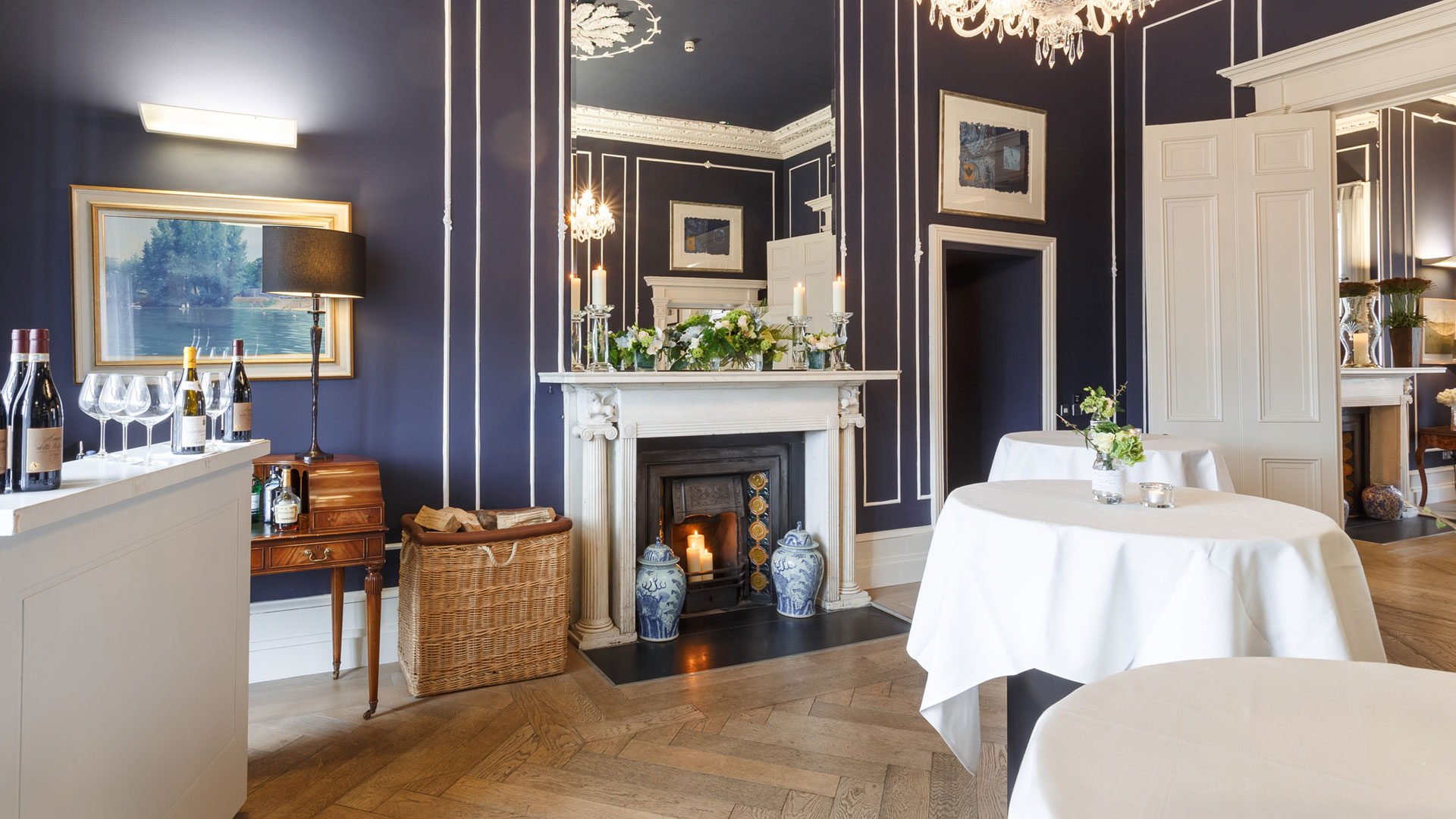 private events venue, private venue, private venue Dublin, private dining Dublin, private dining venue, 25 Fitzwilliam Place, private dining menu