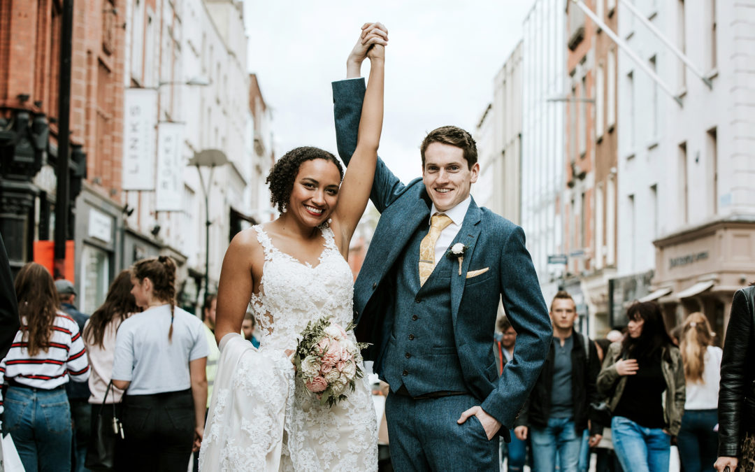 The best wedding photo locations around Dublin City