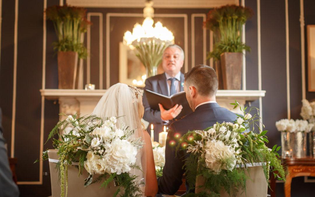 Summer Wedding Updates at No. 25 Fitzwilliam Place