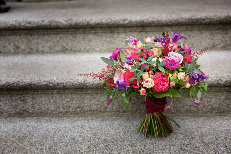 your wedding flowers. 25 Fitzwilliam Place, wedding florals, wedding venue flowers, bridal flowers