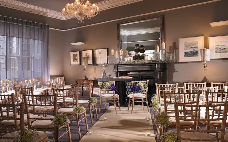 No. 25 Fitzwilliam Place,Dublin wedding, city wedding