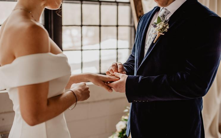 wedding day, vows, civil marriage
