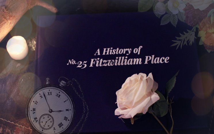 A History of No. 25 Fitzwilliam Place