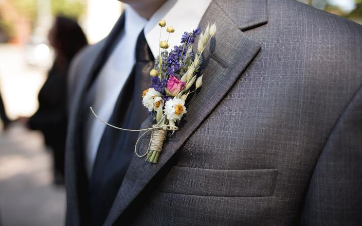 sustainable wedding trends 2021