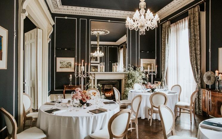 Wedding Photoshoot, Private Venue, No. 25 Fitzwilliam Place, Sasson Haviv Photography, The Wild Bunch Florist
